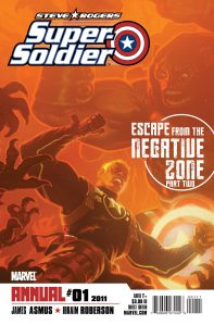 Steve Rogers Super Soldier Annual #1